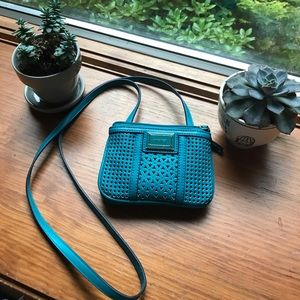 Cute little Nine West blue purse